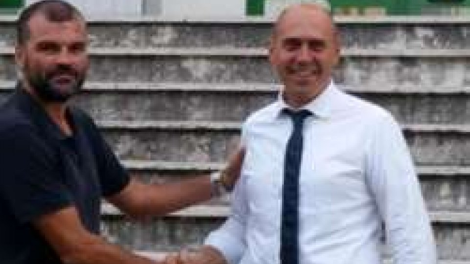 il Presidente Ciacci e Coach Foschi