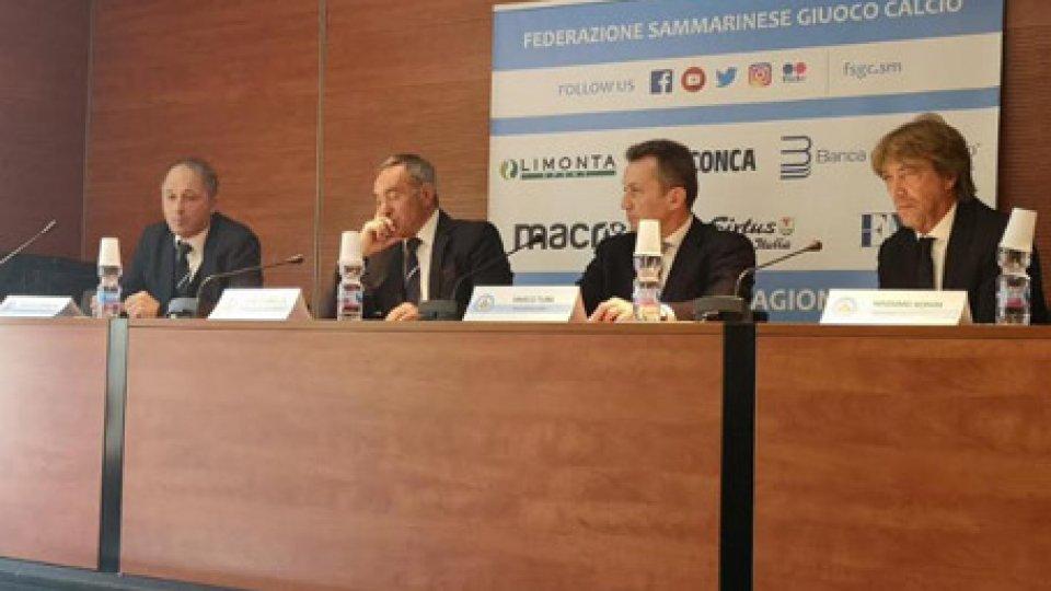 Nazionali: presentati biennio internazionaleFSGC: presentati biennio internazionale e Commissione Tecnica