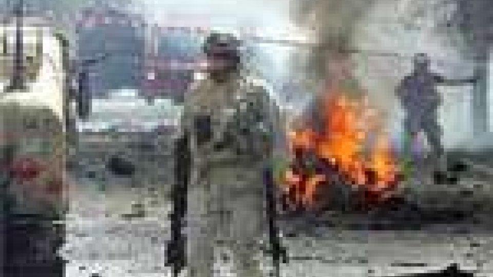 Afghanistan: colpi d'arma da fuoco nel quartiere delle ambasciate