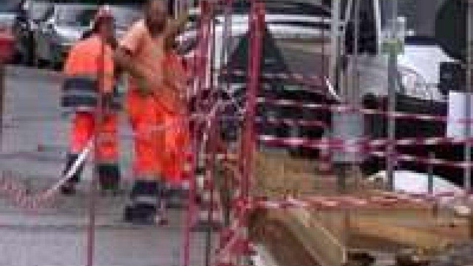 Scuola: i lavori in corso in Via Bonaparte suscitano la protesta dei genitori degli alunni di CittàScuola: i lavori in corso in Via Bonaparte suscitano la protesta dei genitori degli alunni di Città