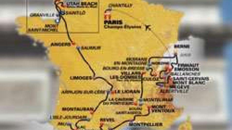 Presentato il Tour de France 2016Presentato il Tour de France 2016