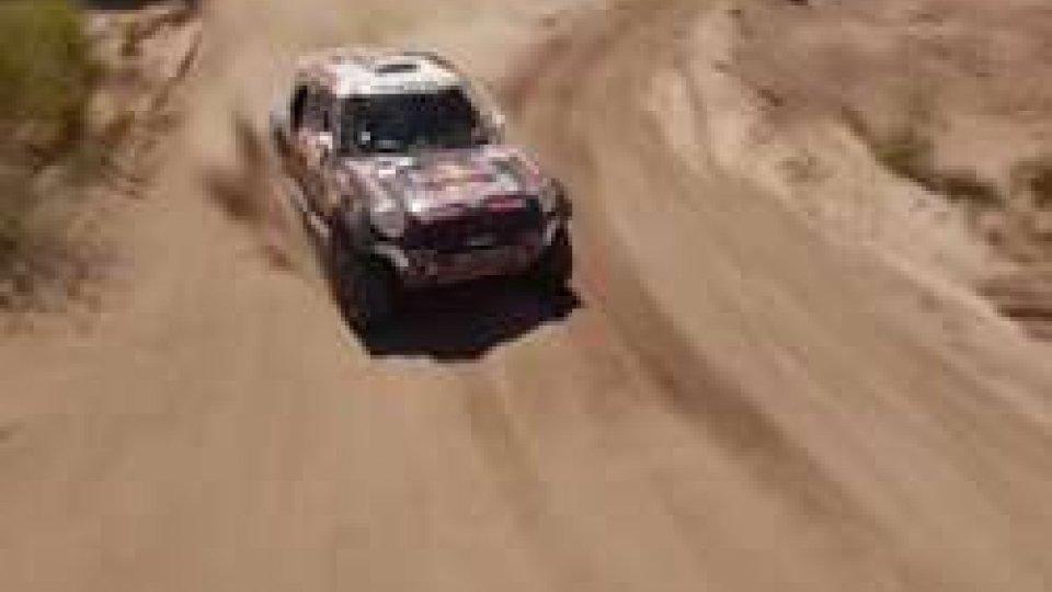 Al via la Dakar 2017