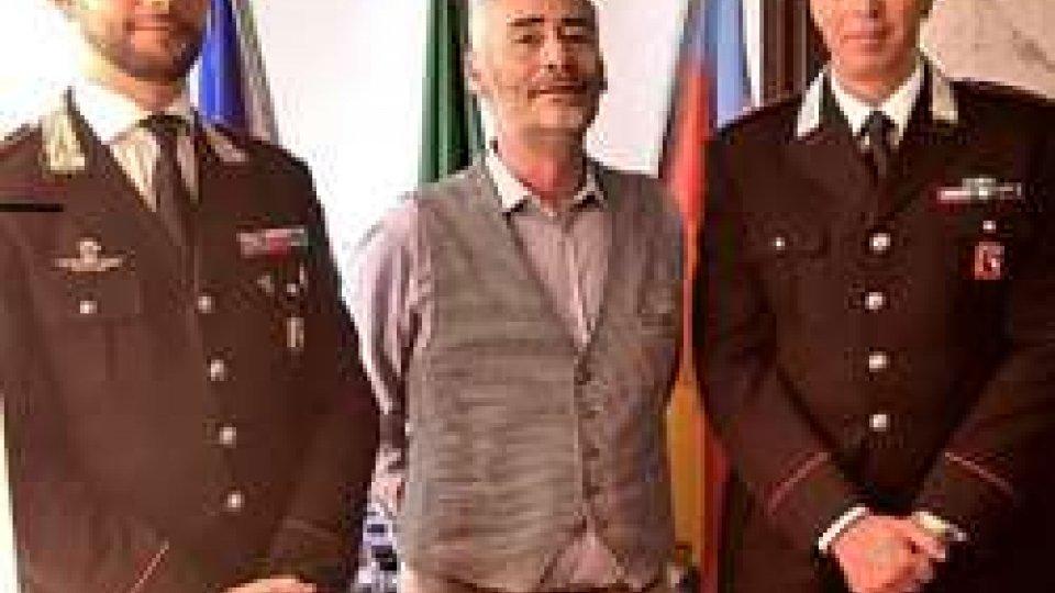 Nuovo Comandante per i Carabinieri della Tenenza di Cattolica