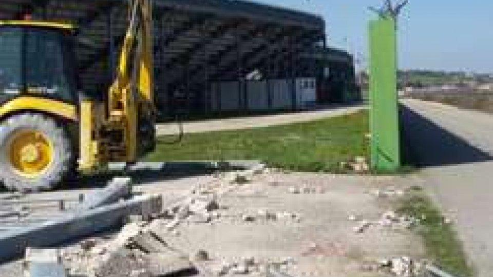 Misano: avviato il cantiere che porterà alla realizzazione di via Marco Simoncelli