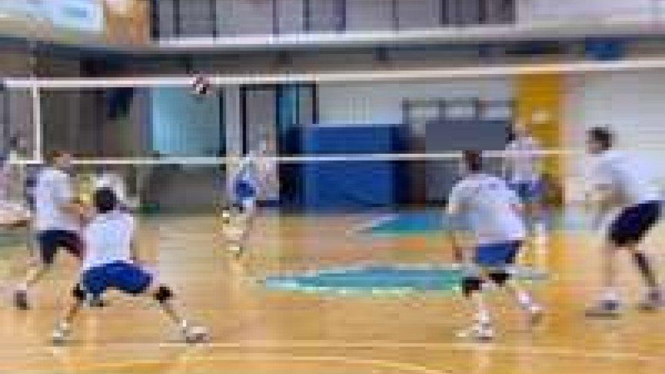 """Volley: una """"due giorni"""" di preparazione ai Giochi dei Piccoli Stati 2015Volley: una """"due giorni"""" di preparazione ai Giochi dei Piccoli Stati 2015"""