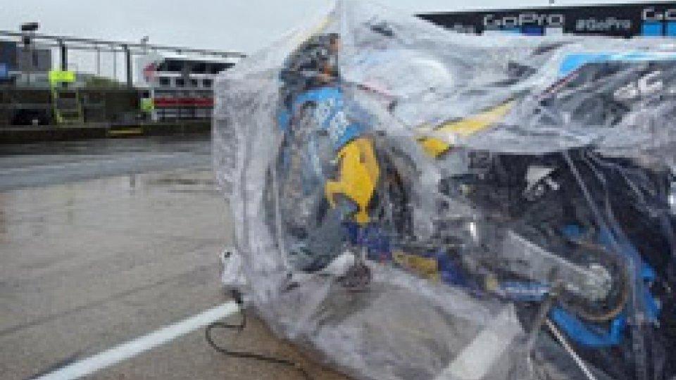 MotoGP, gara cancellata a Silverstone