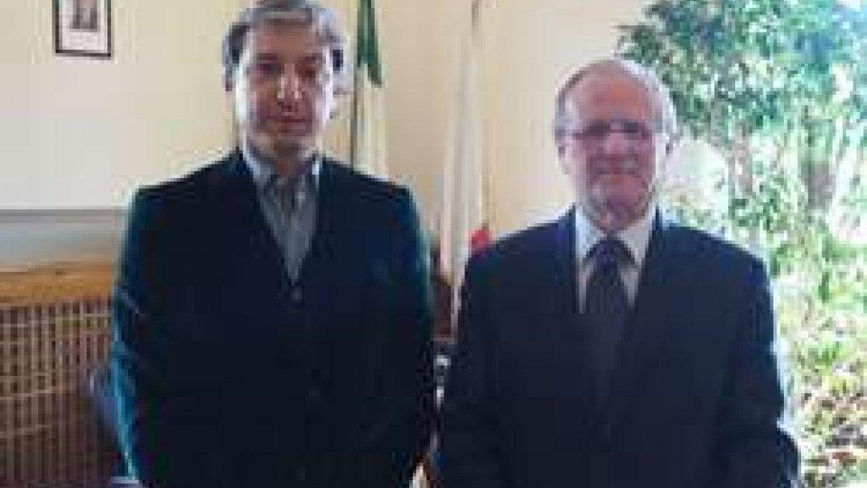 Andrea Gnassi e Guido Cerboni