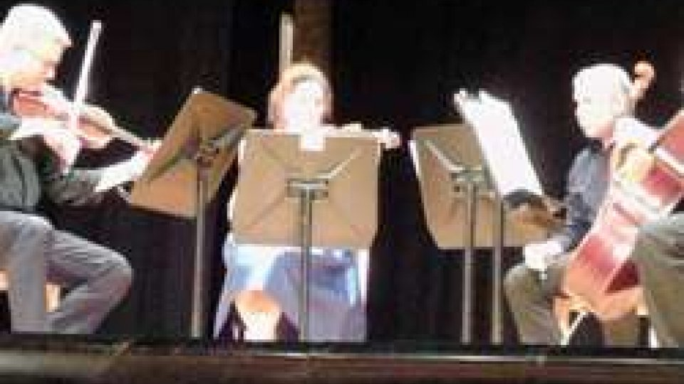 """""""Mosaico"""" straordinario per l'Alba sul monte in concerto"""
