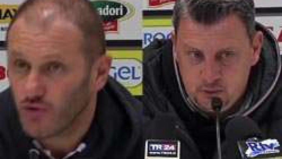 Cesena-Vicenza 1-1Cesena-Vicenza 1-1