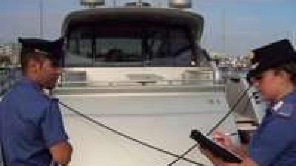 Rubato costosissimo orologio a bordo di uno yacht a Rimini