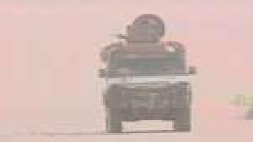 Camera ardente per i due militari morti in Afghanistan