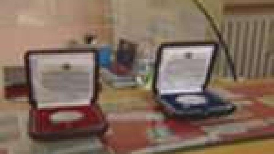 Le monete presentate