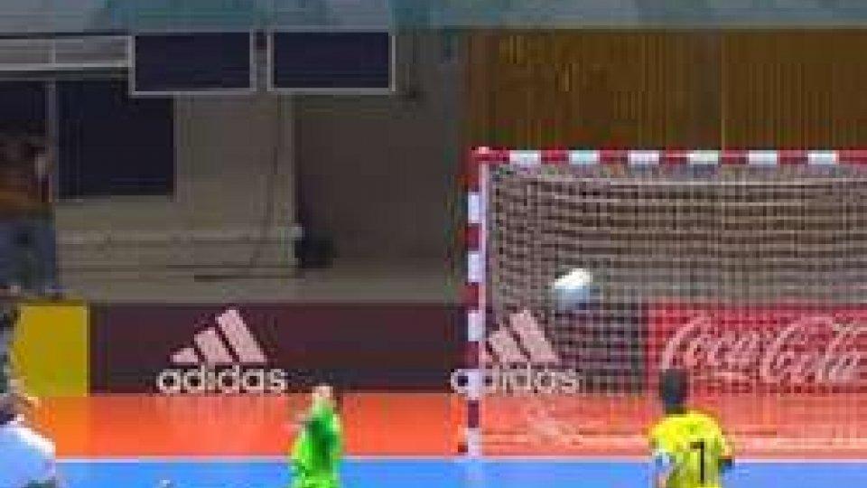 Colombia - ParaguayMondiali Futsal: Russia avanti, Paraguay ai rigori