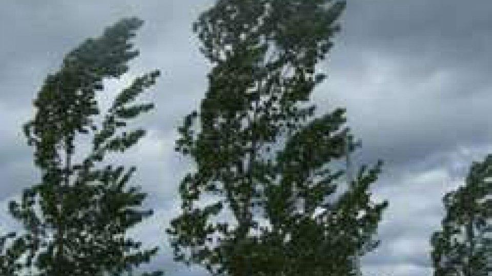 San Marino: disagi limitati per il forte vento