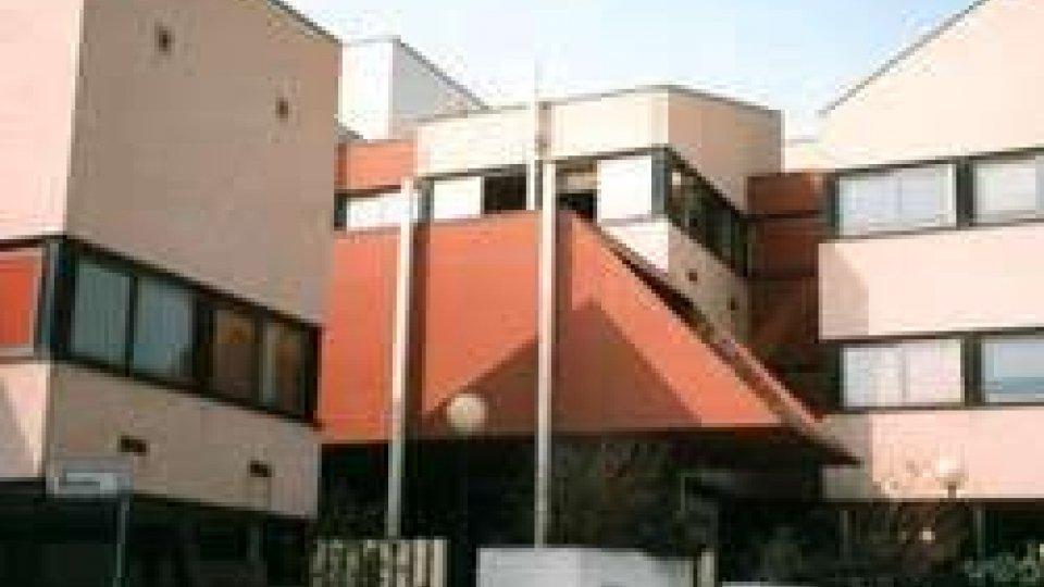 La Scuola Media di Serravalle