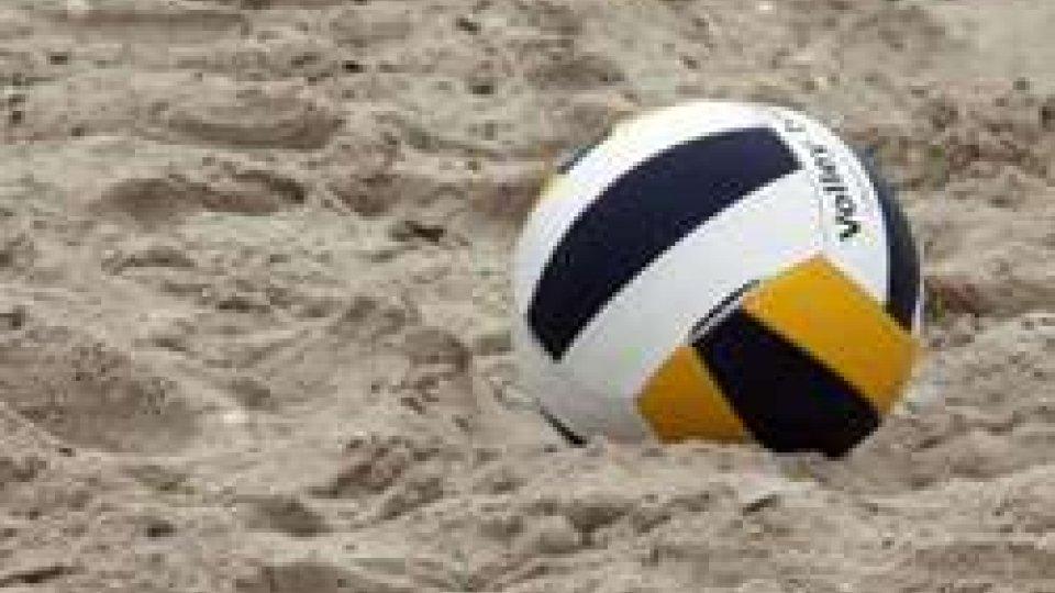 Beach Volley: Giorgetti / Paganelli di bronzo agli Europei SCD