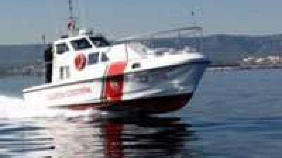 Bellaria. Guardia Costiera salva tre naufraghi