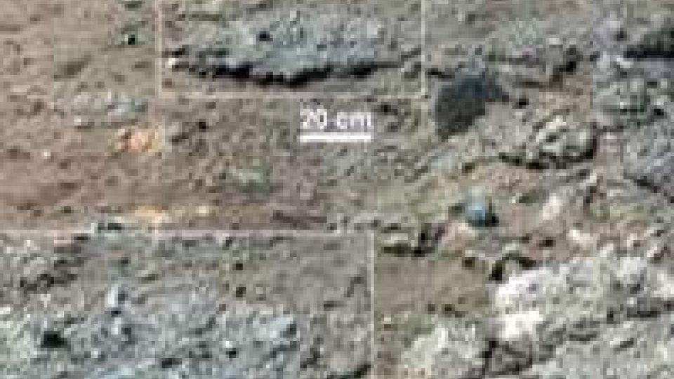 Il rover Nasa Curiosity ha trovato l'acqua su Marte