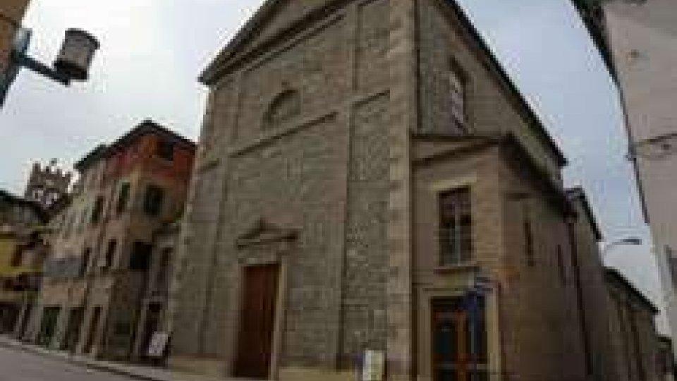 Chiesa Serravalle San Marino