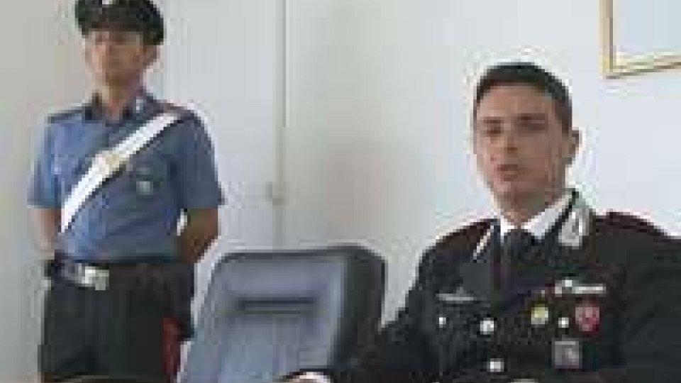 Rimini, arrestato 37enne rumeno: ha colpito la moglie.