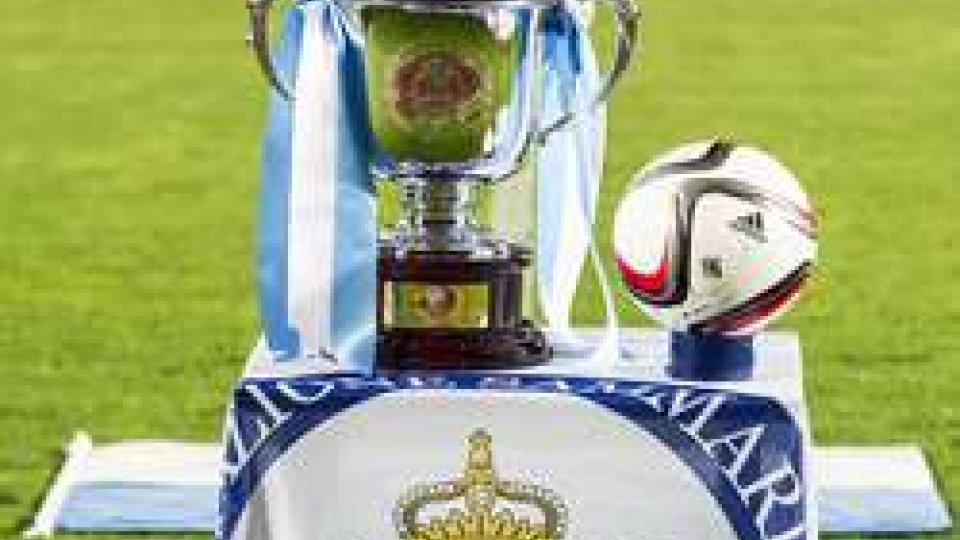 Coppa Titano: Tre Penne e Faetano in semifinale