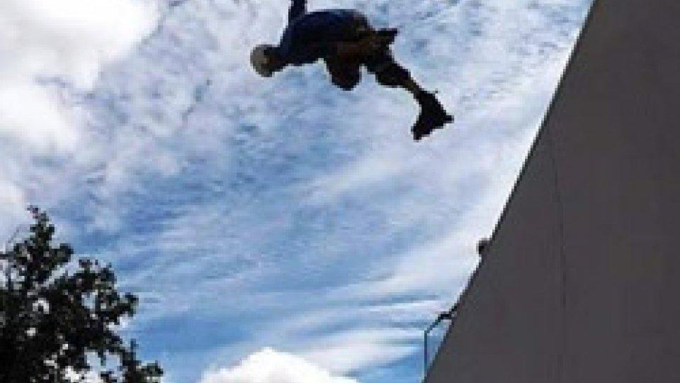 Davide Giannoni vola ed insegna a volare