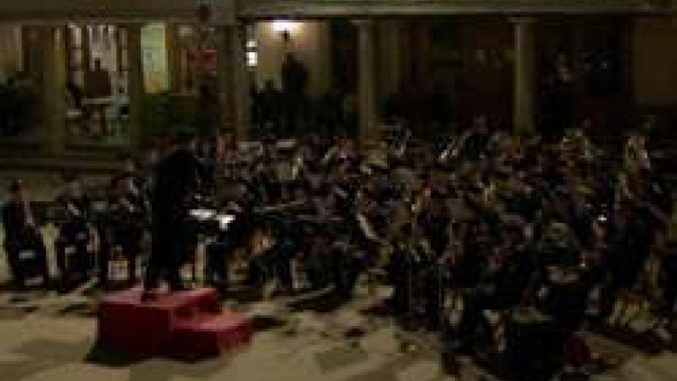 Borgo Maggiore: la Banda Militare