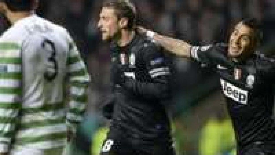 Champions League: la Juve sbanca Glasgow