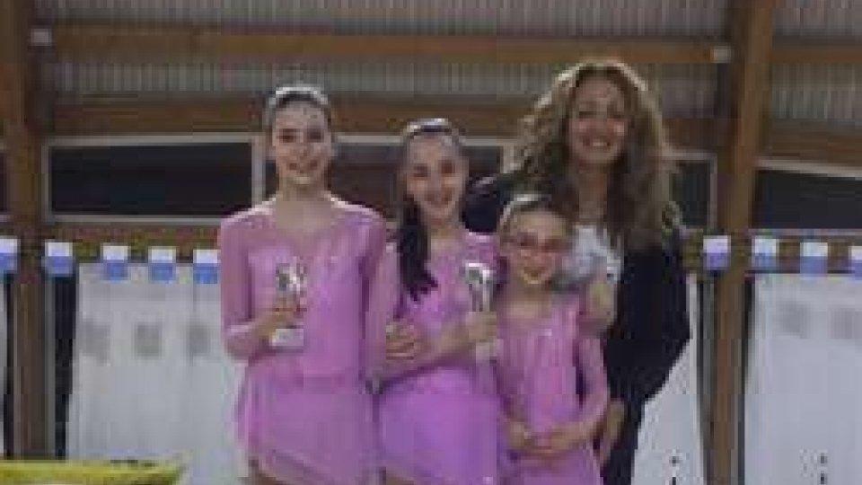 """Pattinaggio: 5 atlete al VIII memorial """"Daniele Boschetti"""" di Bondeno"""