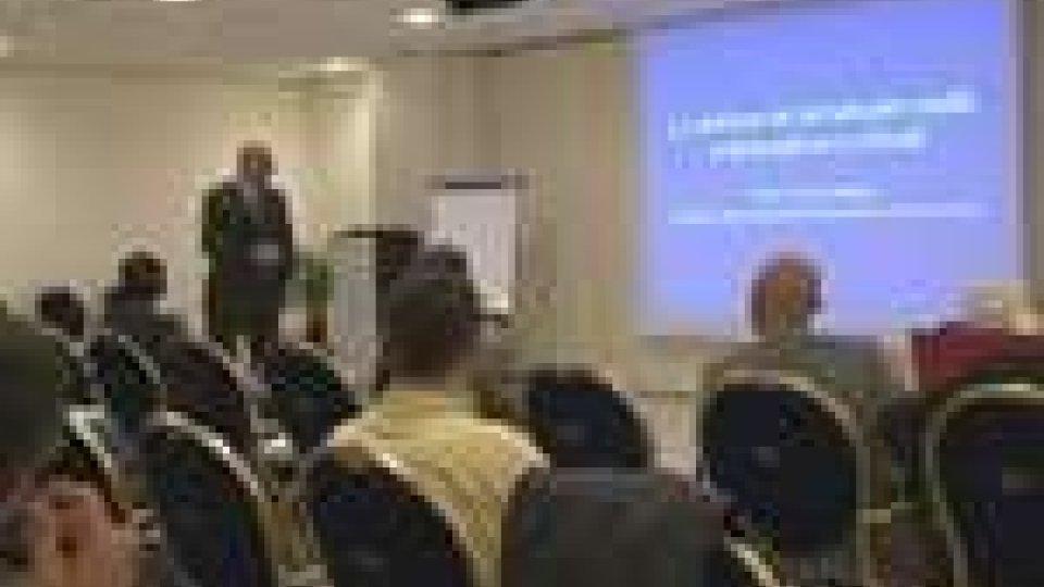 San Marino - Seminario sui rischi legati al portafoglio clienti