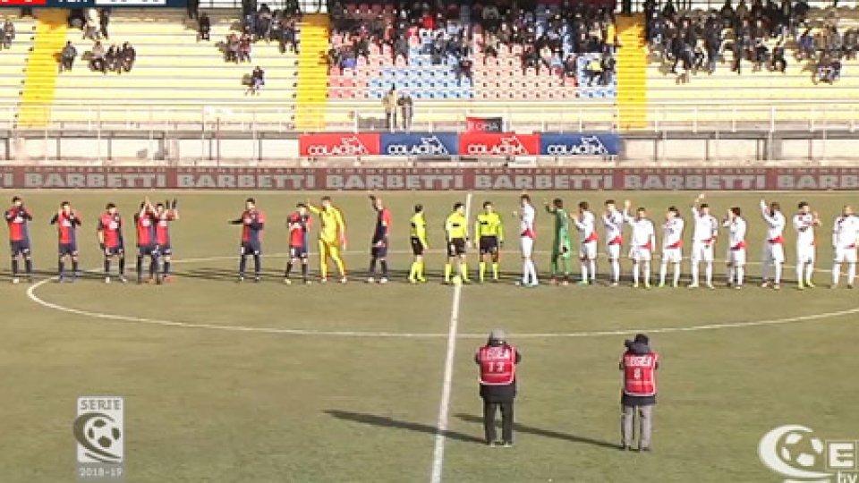 Gubbio - Teramo 0-0Gubbio - Teramo 0-0