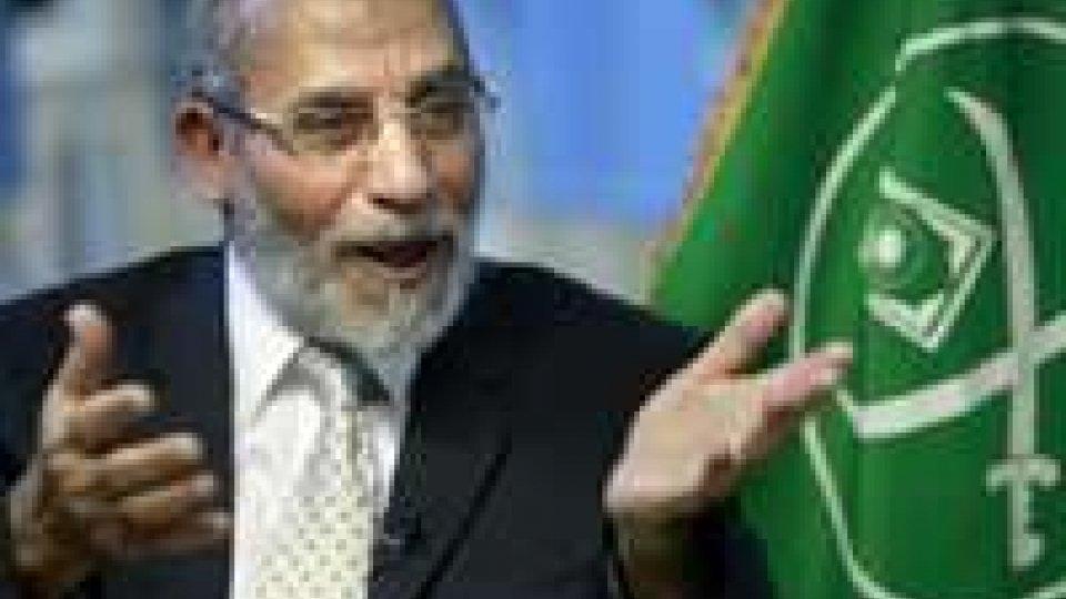 Egitto: arrestato il leader dei Fratelli Musulmani.