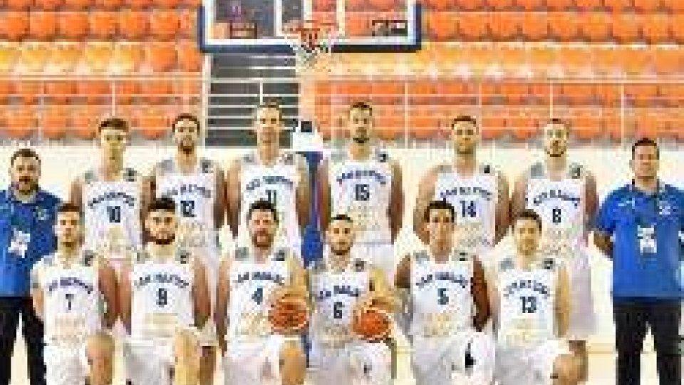 Debutto positivo per la nazionale senior agli Europei di basket Divisione C in Moldavia