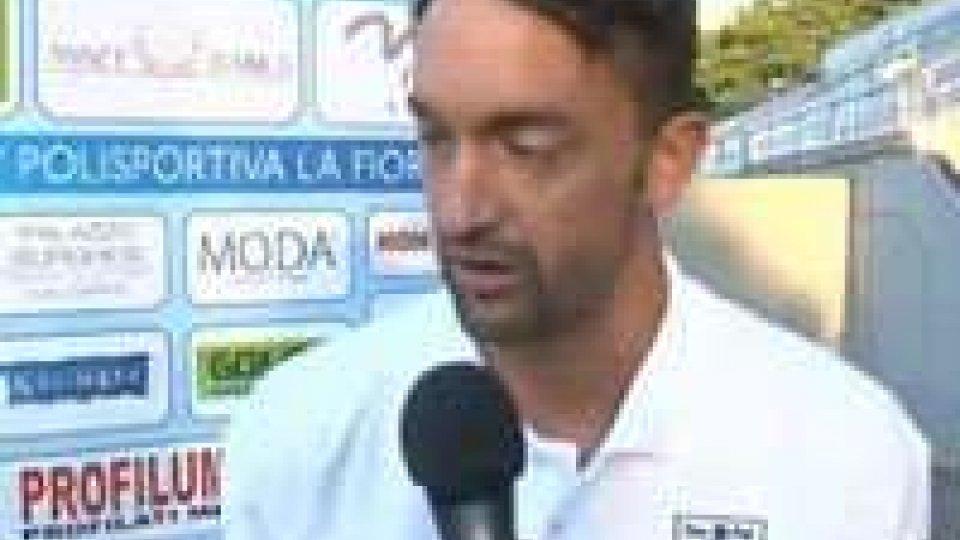 Champions: dopo la sconfitta de La Fiorita, i commenti del dopo partitaChampions League: i commenti di Bollini e Gasperoni