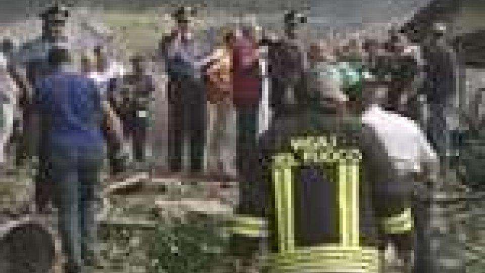 Esplode fabbrica di fuochi d'artificio a Frosinone: sei morti