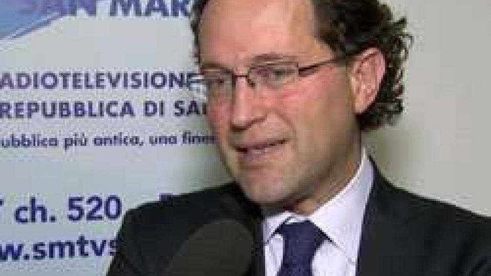 """Marco ArzilliArzilli: """"A San Marino serve una legge sulla proprietà intellettuale"""""""