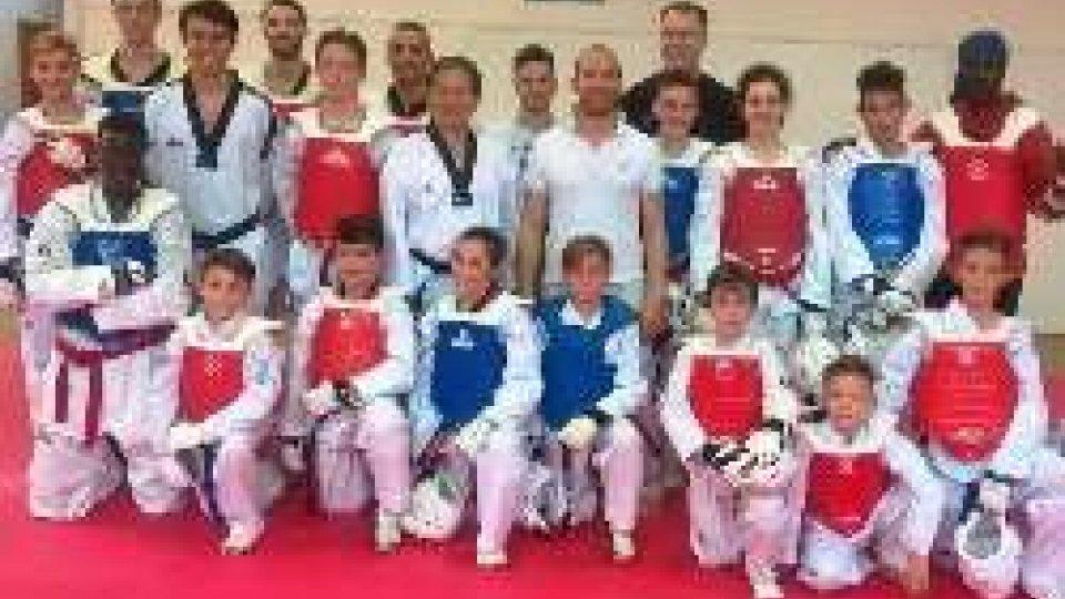 Taekwondo : il maestro Park Young Ghil unisce San Marino e ItaliaTaekwondo : il maestro Park Young Ghil unisce San Marino e Italia