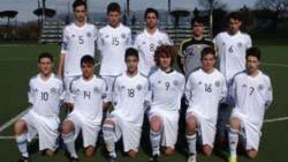 Under 19, Bielorussia - San Marino 6-1