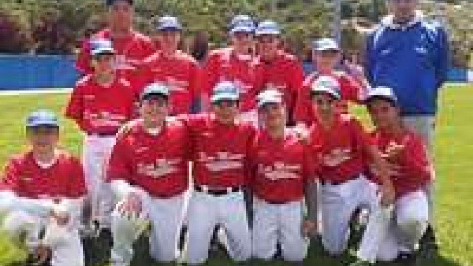02/06/2013 - Baseball campionato ragazzi: San Marino vince a Rimini