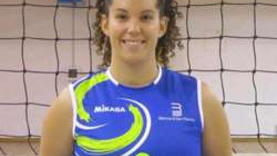 Ilaria FioruccoVolley: vincono le squadre sammarinesi