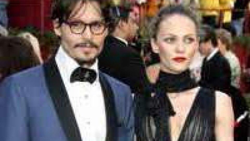 Finito l'amore tra Depp e la Paradis
