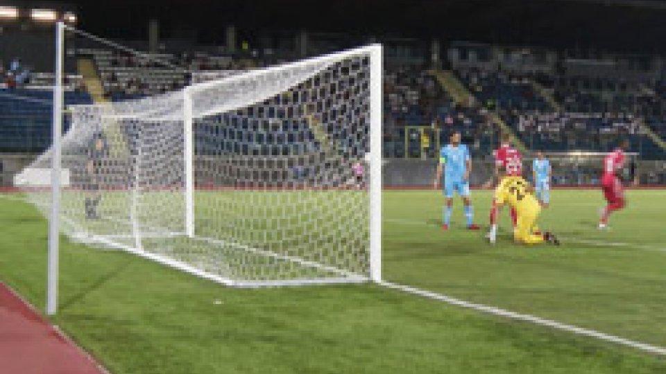 San Marino - Lussemburgo 0-3Uefa Nations League: Lussemburgo cala il tris allo Stadium. Nulla da fare per San Marino