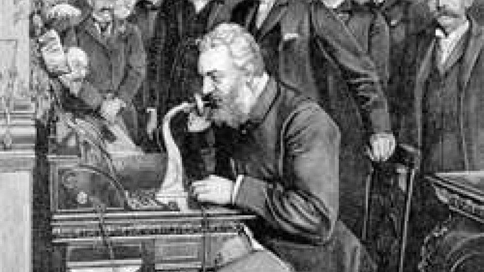 7 marzo 1876:Alexander Graham Bell ottiene il brevetto del telefono