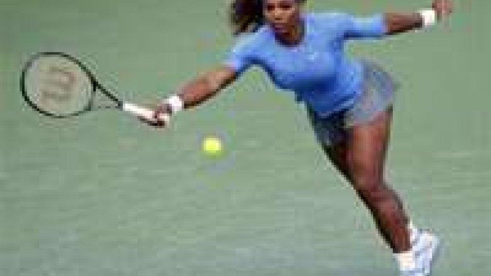 Cincinnati: S.Williams in semifinale, Vinci esce