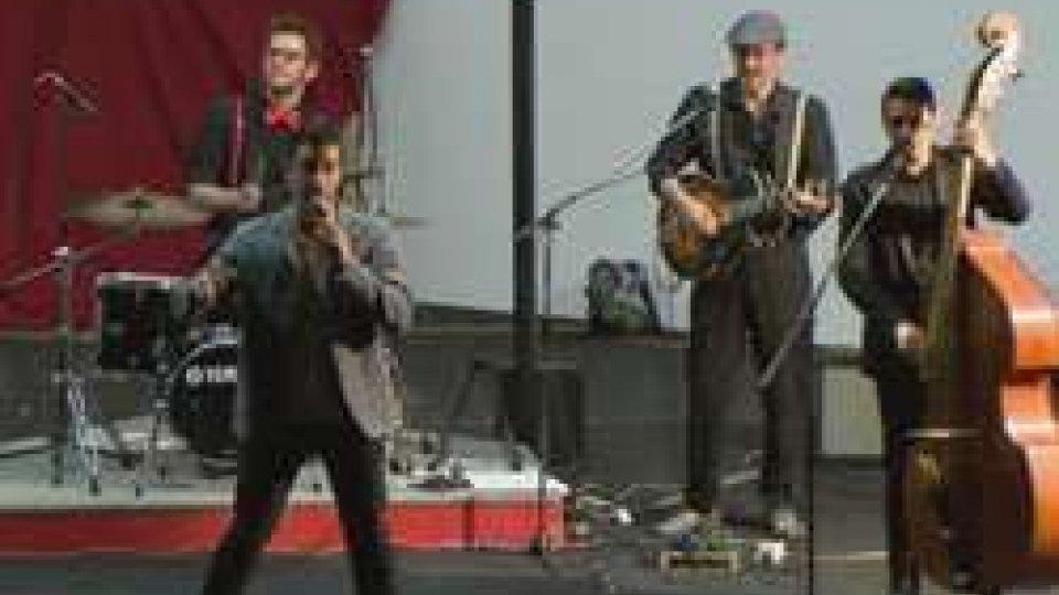 concerto SerravalleLa musica di beneficenza a Serravalle