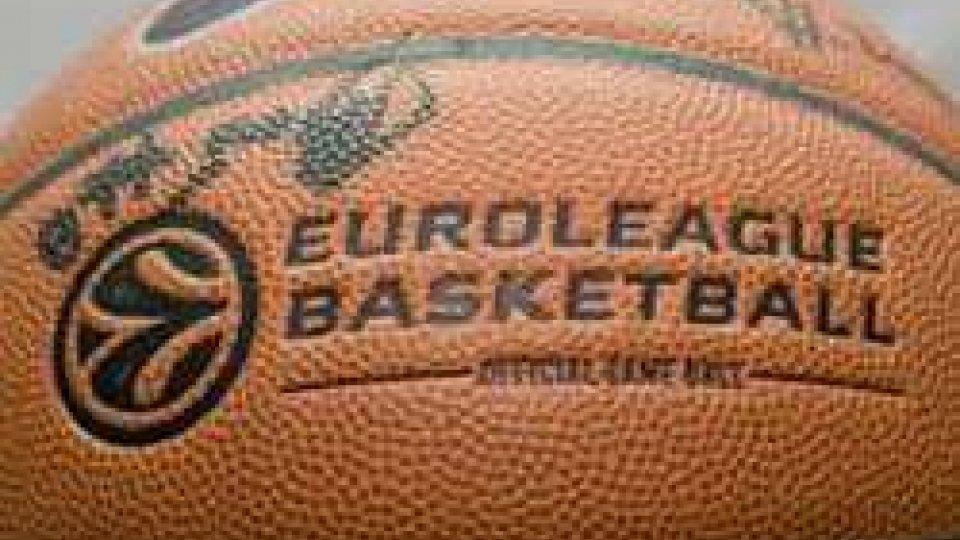 Eurolega: al via la final four