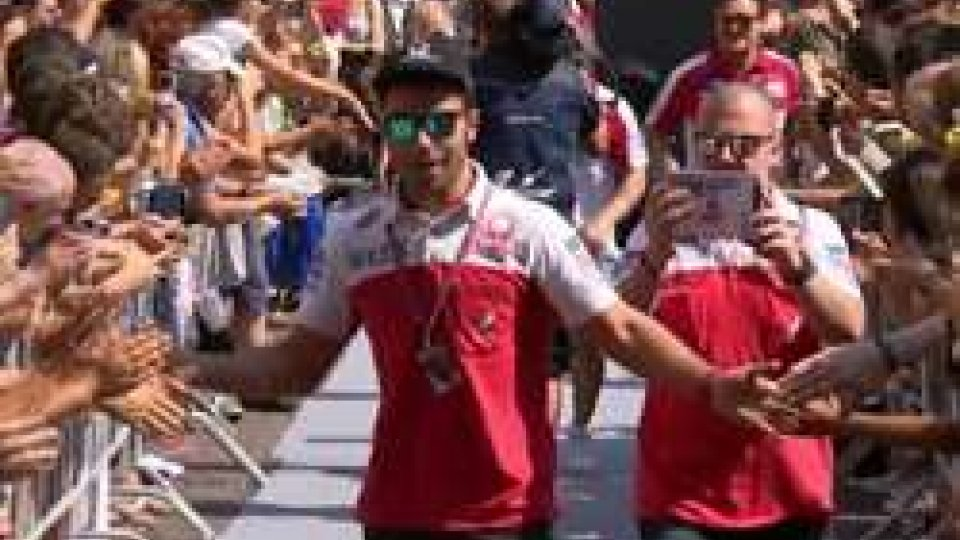L'attesa è finita: al via il GP di San Marino