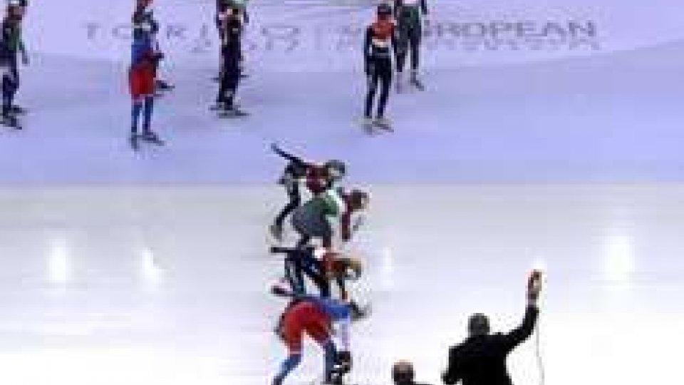 Short Track: le italiane conquistano l'oro contro Olanda e Ungheria