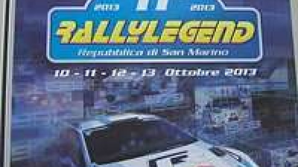 Il Rally Legend accende i motoriIl Rally Legend accende i motori