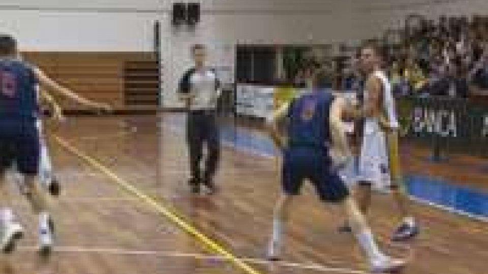 Basket, domani sera al Multieventi la gara di ritorno dei play-out di serie C, tra Asset San Marino e FiorenzuolaBasket, domani sera al Multieventi la gara di ritorno dei play-out di serie C, tra Asset San Marino e Fiorenzuola